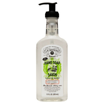 J.R. Watkins Naturals Hand Soap, White Tea & Bamboo, 11 fl oz