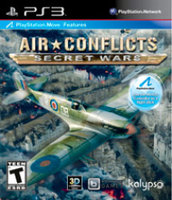 Kalypso Media USA Air Conflicts: Secret Wars