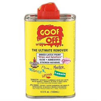 Wm Barr FG651 4.5 Oz VOC Goof Off Cleaner