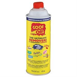 Goof Off FG654 16 Oz VOC Cleaner