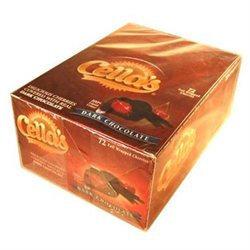 Tootsie Roll Inc Cella's Dark Chocolate Covered Cherries 72 Count