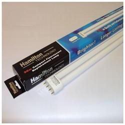 Hamilton Technology Compact 2-in-1 Blue & Daylight 460nm Blue/10K White Linear Pin Aquarium Lamp (34