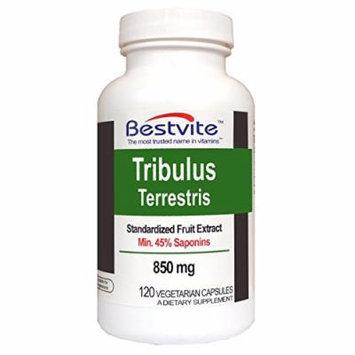 Tribulus Terrestris 850mg (120 Vegetarian Capsules)