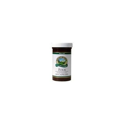 Nature's Sunshine Four 100 Caps Each Supports Respiratory Function (Pack of 2)