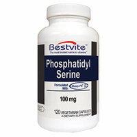 Phosphatidylserine 100mg (120 Vegetarian Capsules)