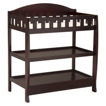 Delta Children Changing Table - Espresso cherry