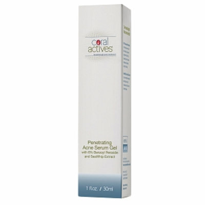 Coral Actives Penetrating Acne Serum Gel