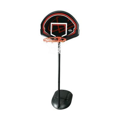 Lifetime Youth Basketball System - Black/Orange (32