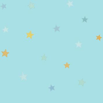 York Wallcoverings Peek-a-Boo Starry Sky Wallpaper