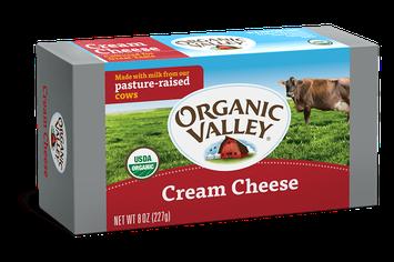 Organic Valley® Cream Cheese