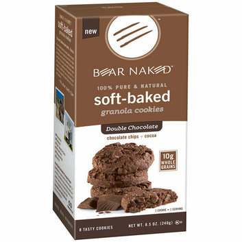 Bear Naked Soft Baked Double Chocolate Granola Cookies