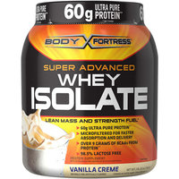 Body Fortress Whey Isolate Vanilla