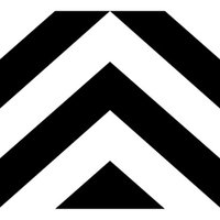 Devine Color Zigzag Wallpaper - Black & White