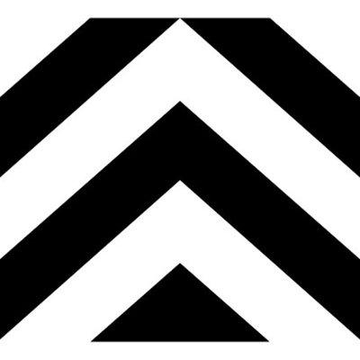 Devine Color Zigzag Wallpaper - Black & White