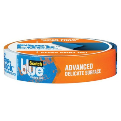 3M Scotch Advanced Delicate Surface 60-Day Blue Painter's Tape 1.5