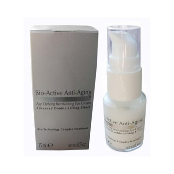 Bio-Active Anti -Aging Age Defying Revitalizing Eye Cream with Advanced Double-Lifting Effect 15ml