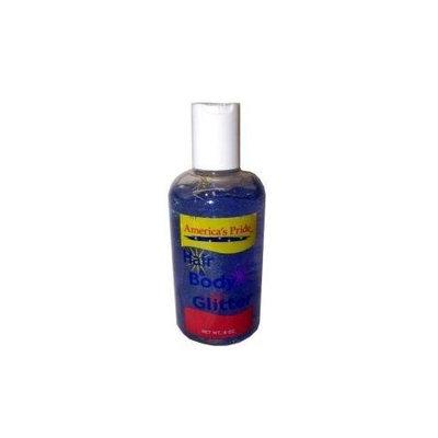 Bulk Savings 372143 America's Pride Purple Hair & Body Glitter- Case of 36