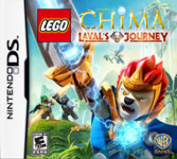TT Games LEGO Legends of Chima: Laval's Journey