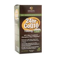 Genceutic Naturals 24hr CoQ10 100mg