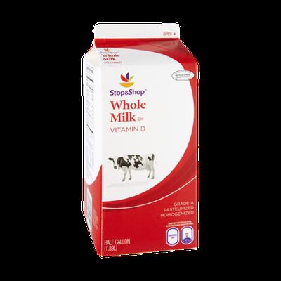 Stop & Shop Whole Milk