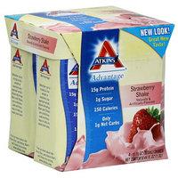 Atkins Strawberry Nutritional Shakes