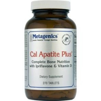 Metagenics Cal Apatite Bone Builder Prime Tablets, 270 Count