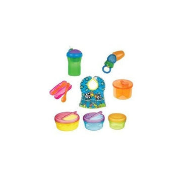 Sassy Feeding Gift Set (Discontinued by Manufacturer)
