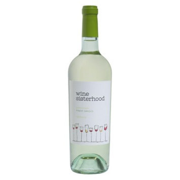 Canopy Management Wine Sisterhood Passionate Pinot Grigio 750 ml