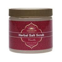 Sunshine Spa Herbal Salt Scrub Vanilla