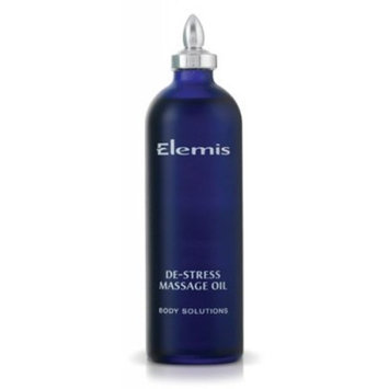 Elemis De-Stress Massage Oil 3.4 fl oz.