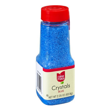 Cake Mate Blue Crystals
