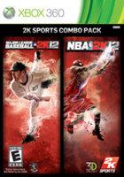 2K SPORTS MLB(R) 2K12 / NBA(R) 2K12 COMBO PACK