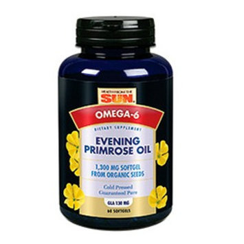 Health from the Sun Evening Primrose Oil 1300mg
