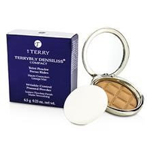 By Terry Terrybly Densiliss Compact (Wrinkle Control Pressed Powder) # 5 Toasted Vanilla 6.5G/0.23Oz