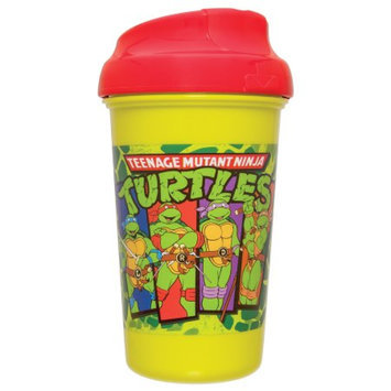 Gerber Graduates Teenage Mutant Ninja Turtles Advance Hard Spout Sippy Cup, 10 oz, Red, 1 ea