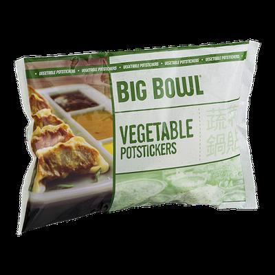 Big Bowl Vegetable Potstickers