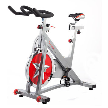 Sunny Health Fitness Sunny Health and Fitness Pro Indoor Cycling Bike