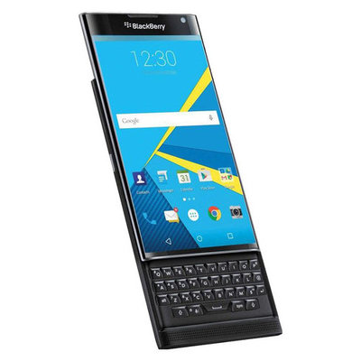 BlackBerry - PRIV 4G with 32GB Memory Cell Phone (Unlocked) - Black