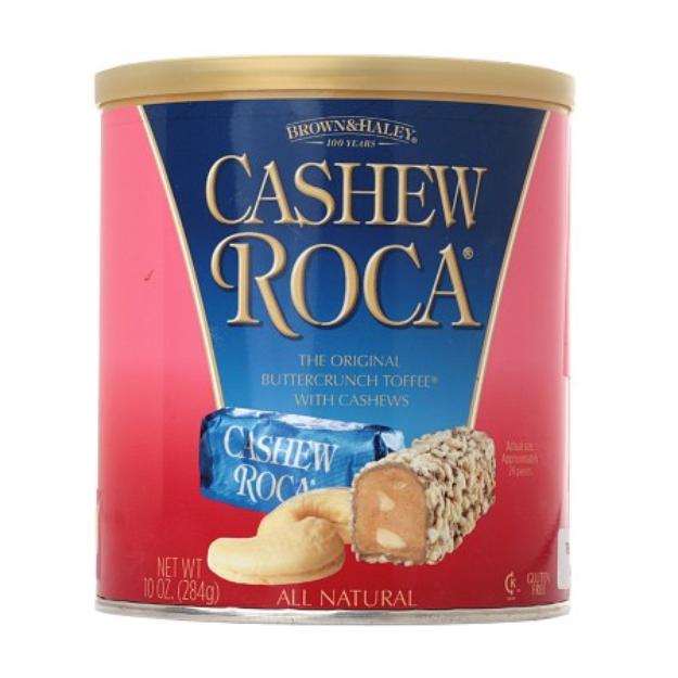 Brown & Haley Cashew Roca Candy