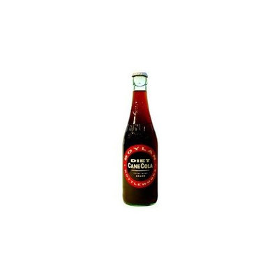 Soda Nation Boylan Soda- Cane Cola (Pack of 12)