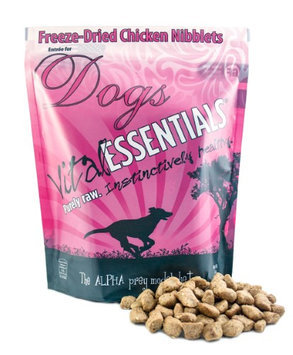 Vital Essentials Canine Freeze Dried Chicken Nibblets Entree 1-lb bag