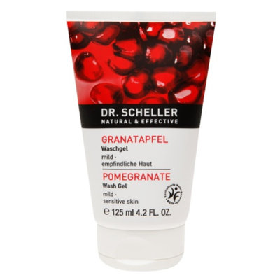 Dr. Scheller Wash Gel, Pomegranate, 4.2 fl oz