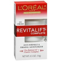 L'Oréal RevitaLift Complete Anti-Wrinkle Moisturizer Eye Cream