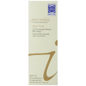 jane iredale Glow Time Full Coverage Mineral BB Cream, 1.70 oz. [BB7(Medium)]