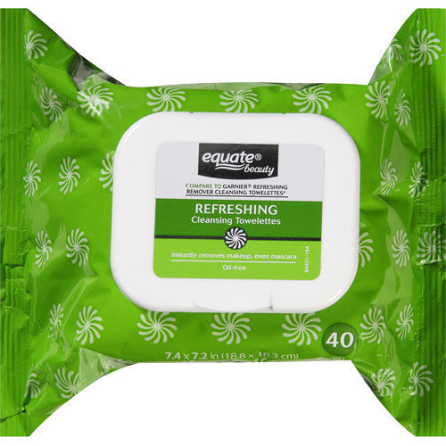 Equate Beauty Refreshing Cleansing Towelettes, 40 sheets Reviews 2019 Page 2