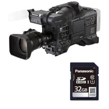 Panasonic AGHPX370PJ Media Bundle AGHPX370PJ Media Bundle