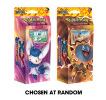 Pokemon Company International Pokemon Trading Card Game XY2 Flashfire Starter Deck