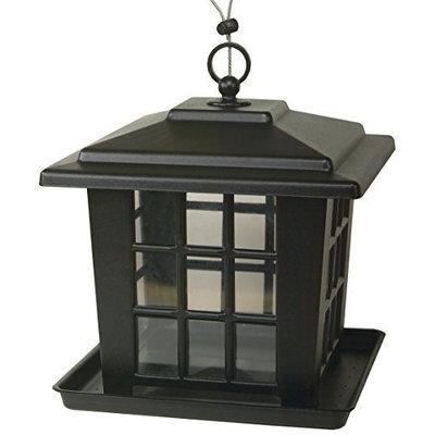 Homestead/ Gardner Homestead 11.5 lb Black Mountain Lantern Bird Feeder (Black Magic) - 4342