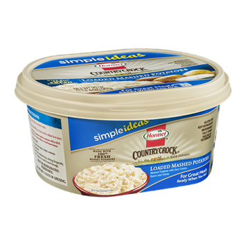 Country Crock® Simple Ideas Loaded Mashed Potatoes