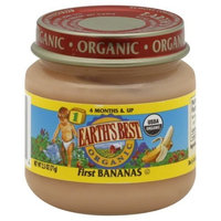 Earth's Best Organic Baby Food First Bananas 2.5 oz